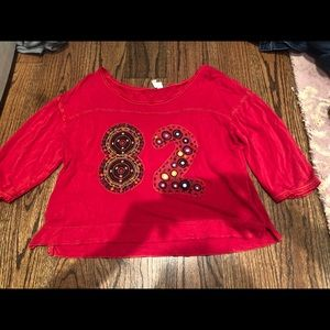 Free people top large